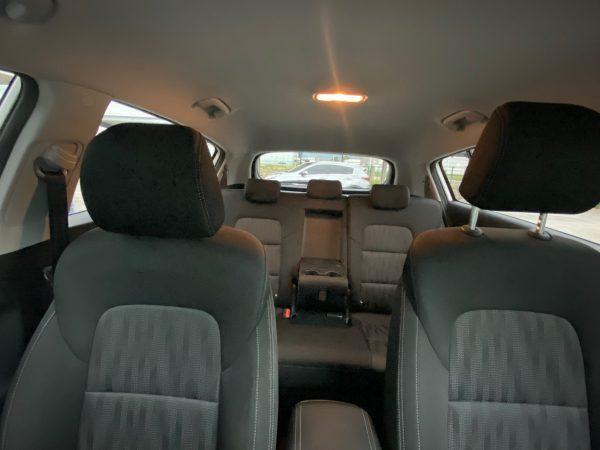Kia Sportage automático